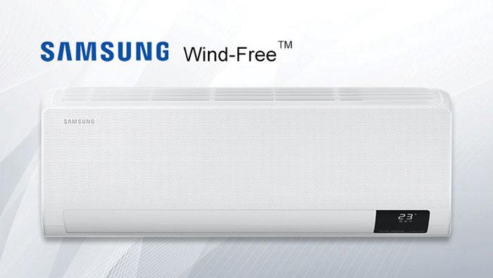 Airconditioning Service Nederland -Samsung Wind-Free