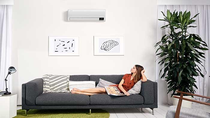 Airco zorgt voor meer comfort